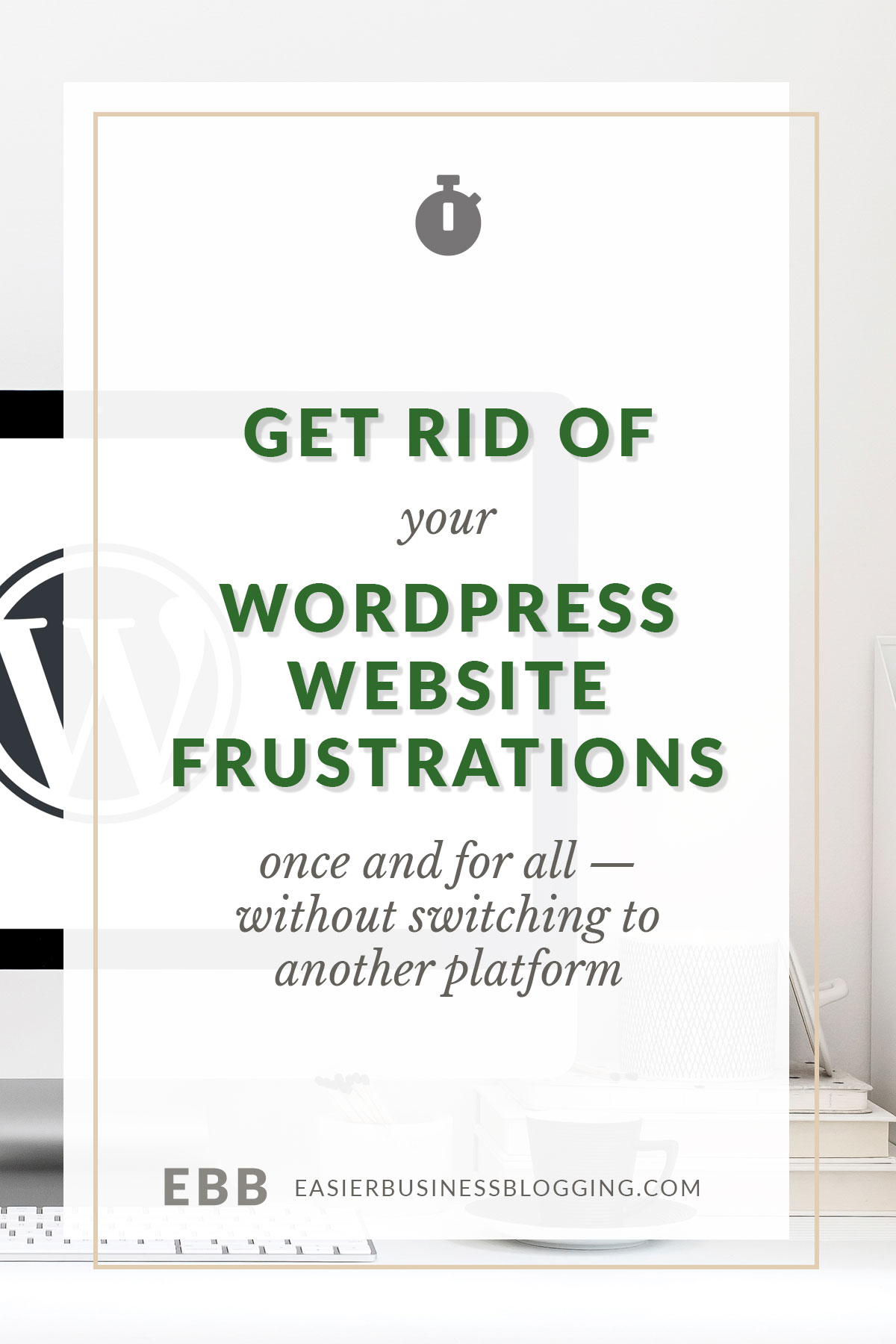Does editing your WordPress website make you want to pull your hair out? Don't jump ship yet: there are several ways you can make your WordPress site as user-friendly to edit as any other popular website platform. Click through to find out how!